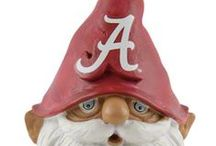 BAMA - ROLL TIDE ROLL / THE ONLY COLLEGE FOOTBALL TEAM WORTH WATCHING ...HEHEHEHE / by Janice Daniell