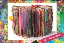 ART - JOURNALS STASH AND SMASH / by Janice Daniell