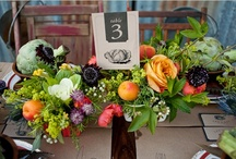 Table No. Displays / by Engagement Invites ♥