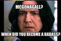 Harry Potter... it deserves its own board