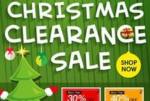 Christmas Decorations & Gift Ideas 2015 / Christmas is just around the corner, get Christmas gift shopping right for once this year. CrazySales scoured online with the best one for kids, parents and friends. http://www.crazysales.com.au/buy-holiday-deals