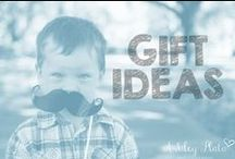 Gift Ideas / by Katie Jones