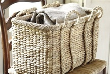 BASKETS / by Janice Daniell