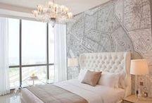 Bedrooms / by Paige Carmichael