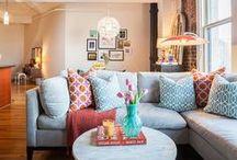 Living Rooms / by Paige Carmichael