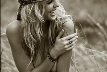"""Bohemian & my gypsy heart / """"And forget not that the earth delights to feel your bare feet and the winds long to play with your hair"""" ― Khalil Gibran"""