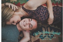 Save the Dates We ♥ / Great Save the Date Designs. / by Engagement Invites ♥