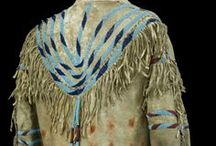 BEADING - BY NATIVE AMERICANS / by Janice Daniell