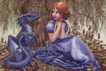 Dragons / by Anna Truckey