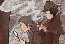All Geekness Great and Small - Sherlock / by Kiddý Ámundadóttir