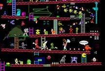 All Geekness Great and Small - Classic Video Games / by Kiddý Ámundadóttir