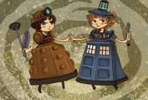 All Geekness Great and Small - Doctor Who / by Kiddý Ámundadóttir