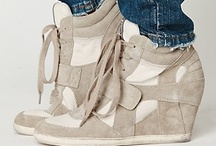 """Put On Your High Heel Sneakers / Anything that can be worn on PHeet. Board title: """"High Heel Sneakers"""" by Jerry Lee Lewis. The song is among the pins. / by PHyllis Collins-Curtis"""