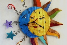 """Never Seems to Be Enough Time... / Timepieces: clocks, watches, sundials, etc. Board title: Lyric phrom """"Time In A Bottle"""" by Jim Croce. The song is among the pins. / by PHyllis Collins-Curtis"""