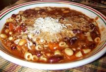 yummy in my tummy (SOUPS, STEWS, & CHILIS)