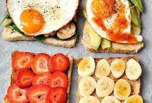 Breakfast Foods / by Paige Carmichael