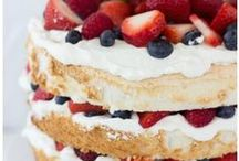 4th of July Food, Decor and Party Ideas / Planning a 4th of July party or want to add a few DIY projects to your holiday decor? These 4th of July recipes will be a hit!