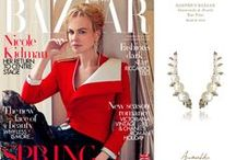 Annoushka Press / Annoushka Jewellery as featured in How to Spend It, Vogue, Tatler, Harper's Bazaar, Vanity Fair, ELLE, and more...