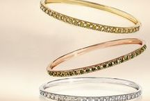 Bangles / Annoushka's selection of bangles available in 18ct yellow gold, white gold and rose gold.