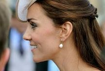 Annoushka Pearls / Annoushka's selection of pearls, including the popular Classic Baroque Pearl Earring Drops as seen on the Duchess of Cambridge.