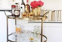 Gifting Ideas for the Entertainer / Brilliant barware, metallic moments + festive accents. / by DwellStudio