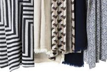 Gifting Ideas: Winter Layers / Shower your loved one in luxurious throws this holiday season. Pick from tasseled mohair, fringed merino & luxe lambs wool in rich hues and bold patterns. / by DwellStudio