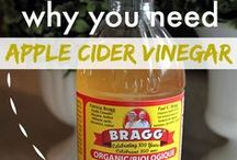APPLE CIDER VINEGAR / by Janice Daniell