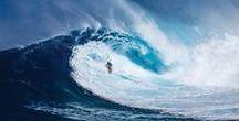 Beautiful Waves / Notre sélection des plus jolies vagues du monde. #waves #sea  #ocean #seascape #photography  www.ridersmatch.com
