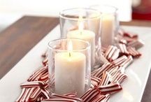 Christmas Decorating Ideas / by Sarah @ Cozy.Cottage.Cute.