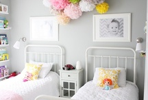 Nursery Ideas / by Sarah @ Cozy.Cottage.Cute.