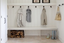Mudrooms & Entries / by Sarah @ Cozy.Cottage.Cute.