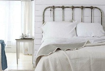 Bedrooms / by Sarah @ Cozy.Cottage.Cute.
