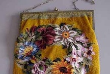 Purse ~ Stitched & Beaded / by Anne Davies