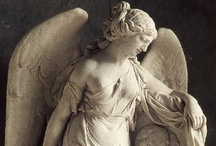 Architecture ~ Plaster, Carvings, Statues