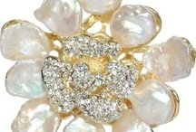 Diamonds, Pearls, Silver & Gold / by Anne Davies