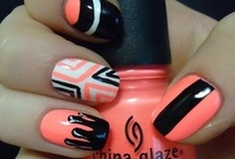 NAIL ART / by Kim Spencer
