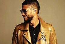 USHER / by Kim Spencer