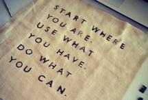 Motivation / by Dawn Wooten-Santos
