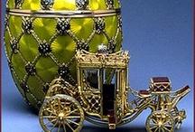 Faberge Eggs & Egg Art