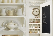 Pantries / by Sarah @ Cozy.Cottage.Cute.