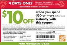 Home Depot 10% - 20% OFF Coupons / Home Depot coupon codes & printable coupons offer 10-20% off online & store orders.