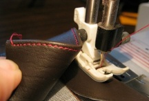 DIY - Sewing Leather / by Anne Davies