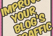 Get Traffic to Your Blog / Check out these articles and tips to start driving more traffic to your blog!