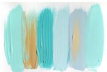 colours / by Aubrey Hagel