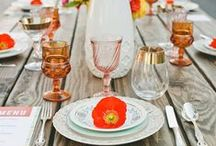 Dinner Party Decor / by Celebrations.com