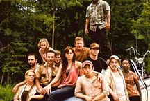 Walking Dead / Those who arrive survive / by Alex Christine