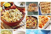 One Pot Meals / by Dawn Wooten-Santos