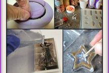 DIY - Resin Jewelry / by Anne Davies