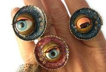 Resin Jewelry / by Anne Davies
