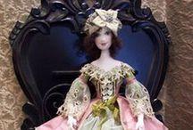 Barbara Willis (Talented Doll Maker)